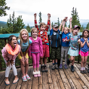 Colorado Hut Trip For Kids at Summer Camp-1