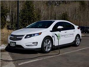 Electric Vehicle Charging Station Avon Colorado