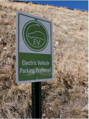 Electric Vehicle Charging Station Eagle County Colorado