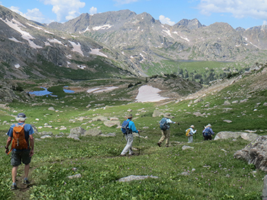 Colorado Alpine Lake Hikes