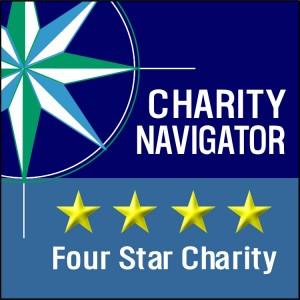 4-Star Rating Charity Navigator