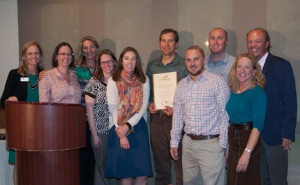 Walking Mountains Science Center Nonprofit of the Year 2014