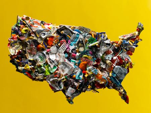 Leave No Trace Trash In America Litter