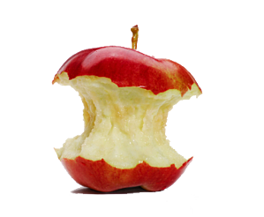 Proper Disposal of Apple Cores Composting