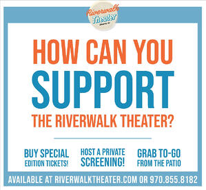 Riverwalk Theater - How You Can Help