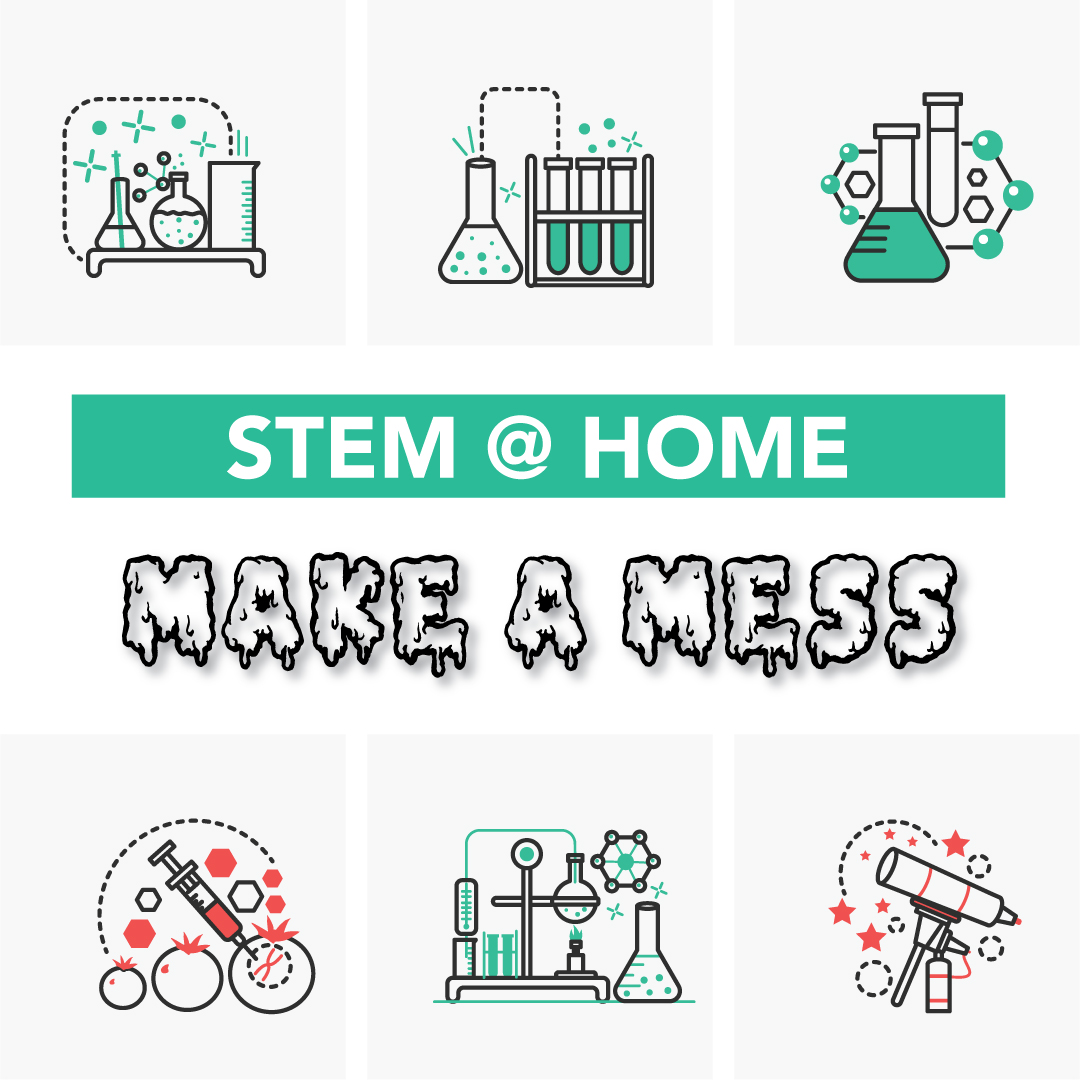 Messy science activities for kids