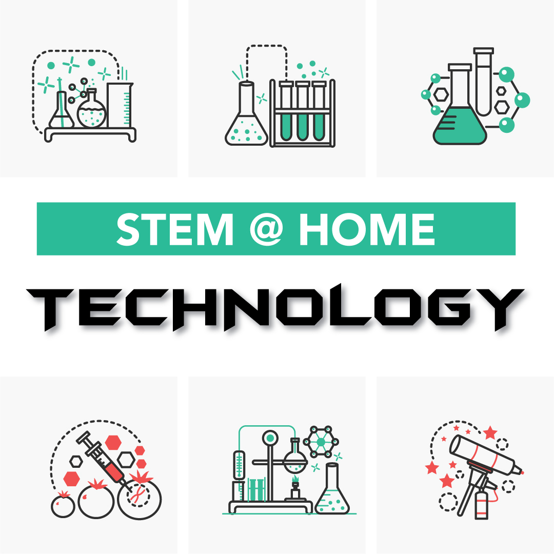 technology stem activities for kids to do at home