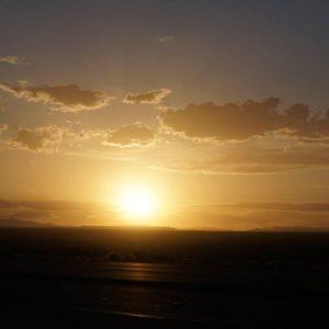 Summer Solstice Sunset