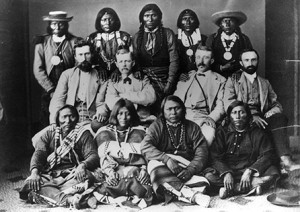 The Colorado Ute Indian Tribe