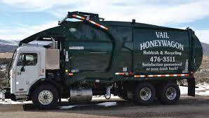 The Science Behind Recycling Trash Trucks