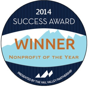 Walking Mountains Nonprofit of the Year Vail