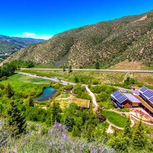 Walking Mountains Science Center LEED Platinum Certified Avon Campus