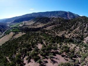 Walking Mountains Sweetwater Property Colorado
