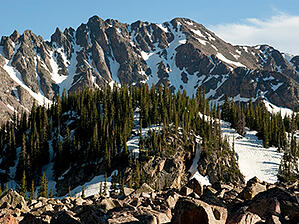 Guided Colorado Summit Hikes